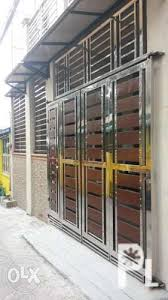 Stainless Gate Fence Grill For Sale In Valenzuela City National Capital Region Classified Philippineslisted Com