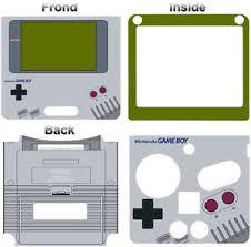 Nintendo Game Boy Classic New Skin Vinyl Sticker Cover Decal For Nintendo Gba Sp Ebay