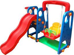 slide swing set indoor outdoor