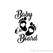 2020 12 7 17 8cm Sticker Vinyl Hobby Car Decal Baby On Board Vinyl Decal Car Sticker Ca 1232 From Zhangchao188 0 51 Dhgate Com
