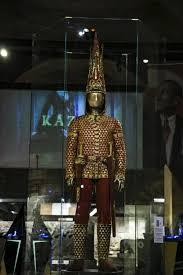 2500 yıllık Altın Elbiseli Adam Türkiye'de...