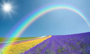 rainbow sky wallpapers top free