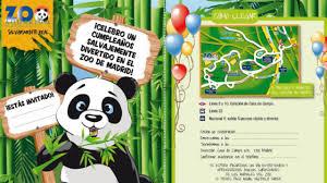Como Celebrar Un Cumpleanos Infantil En El Zoo De Madrid