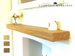 wall mantel shelves solid wood mantels