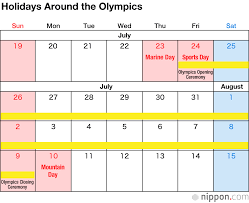 Japan's National Holidays in 2020 ...
