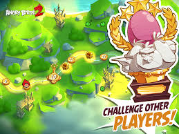 Android Game & Application: Angry Birds 2 MOD APK (Unlimited Gems)