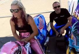 NHRA at Sonoma: Riding with Mr. and Mrs. Smith