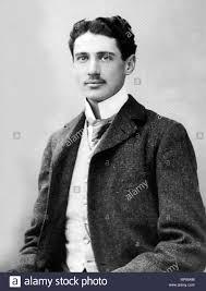 MARCEL PROUST (1871-1922) écrivain Français Banque D'Images, Photo ...