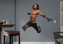Wwe Bedroom Ideas Aj Styles Attack Wall Decal Visit Us And Follow Us On Pinterest For All Your Home Decor And Gift Ideas Wwe Bedroom Aj Styles Style