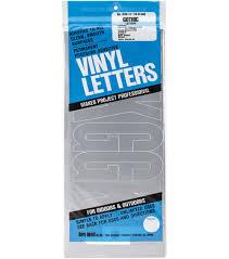 Duro 94pcs Permanent Adhesive Vinyl Letters Joann