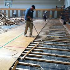 gym floor services in the virginia