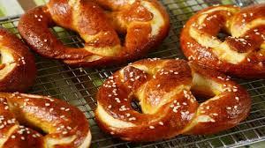 homemade pretzels recipe demonstration