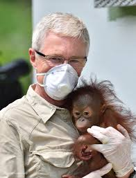 Paul O'Grady talks about visting ...