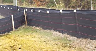 Silt Fences Geosynthetic Erosion Control Products From Ads