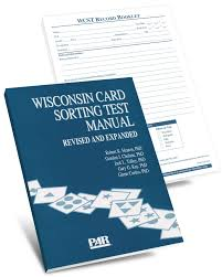 wisconsin card sorting test wcst acer