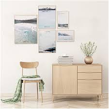 sf5170 5a eddy home mdf wall art set 5