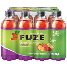 fuze berry punch drink 16 9 fl oz