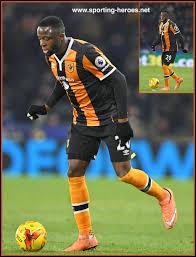 Adama DIOMANDE - League Appearances - Hull City FC