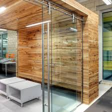 modern wood wall paneling a fresh look