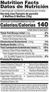 kellogg s eggo nutri grain low fat