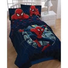 marvel spiderman quilt in full queen