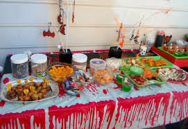 5 y halloween party ideas on a