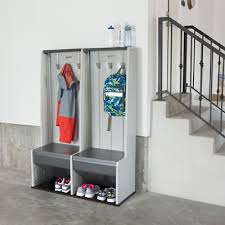 Storage Locker Shoe Organizer System Coat Hooks Kids Bedroom Home Garage Bench 81483809885 Ebay
