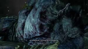 feed morkvarg the witcher 3 wild hunt