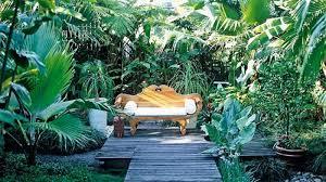 spectacular tropical gardening designs