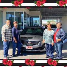 """Covert Cadillac on Twitter: """"Congratulations to Ms. Addie Perry on her new  2020 Cadillac CT5! 🎉 Brenda, her daughter, brought Addie in from Killeen,  Tx to gift her this Caddy! 🥰 Thank"""