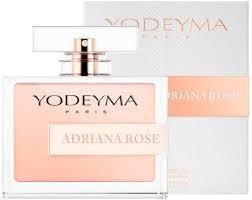 Yodeyma adriana rose eau de parfum 100ml profumo donna: Amazon.co.uk: Beauty