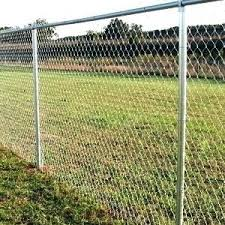 Vinyl Coated Chain Link Fence Cost