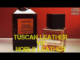 tom ford tuscan leather vs ysl noble