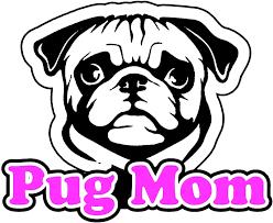 Pitbull Mom Decal 3 Window Laptop Bumper 4 5 5 5 I Love My Rescue Car