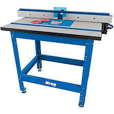 Kreg Precision Router Table System Kreg Prs1045 Amazon Com
