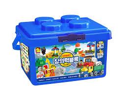 Đồ chơi xếp hình - Chính hãng Hàn Quốc - Khối Sáng Tạo Thông Minh Oxford  CQ2662 (Smart Creativity Block) bao gồm 102 mảnh ghép nhựa ABS cao cấp, an  toàn -