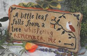 the snowflower diaries autumn arrivals