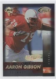 1999 Collector's Edge Fury - [Base] - Gold Ingot #168 - Aaron Gibson