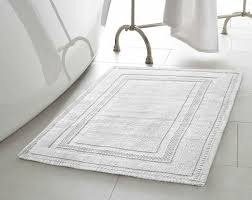 his hers cotton 2 piece bath rug