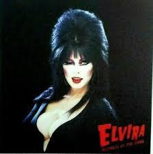 Elvira Mistress Of The Dark Sticker T V Horror Queen 2 3 4 X 2 3 4 Ebay