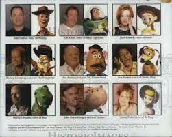 1999 press photo voice actors