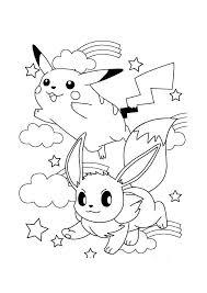 Pokemon Vliegen In De Lucht Pokemon Kleurplaten Kleurplaat Com
