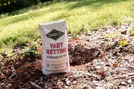 Quick Tips For Using Sakrete Fast Setting Concrete Mix Sakrete