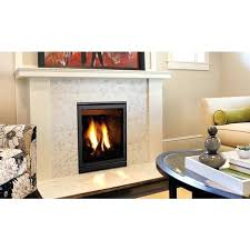 shallow gas fireplace depth inserts