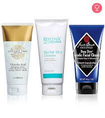 the 15 best glycolic acid face washes
