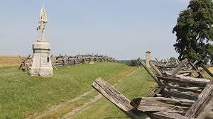 civil war battlefield tours visit
