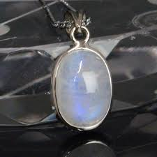 lulu house moonstone pendant