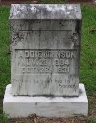 Addie Johnson (1884-1931) - Find A Grave Memorial