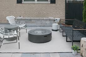 propane tank from your patio s fire pit