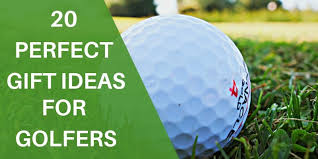20 gift ideas for golfers finding the